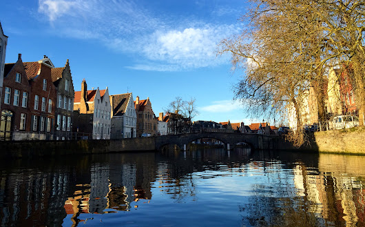 Thinking of Travelling? | Bruges