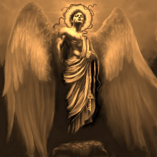 Guardian angel-There is one for everyone.