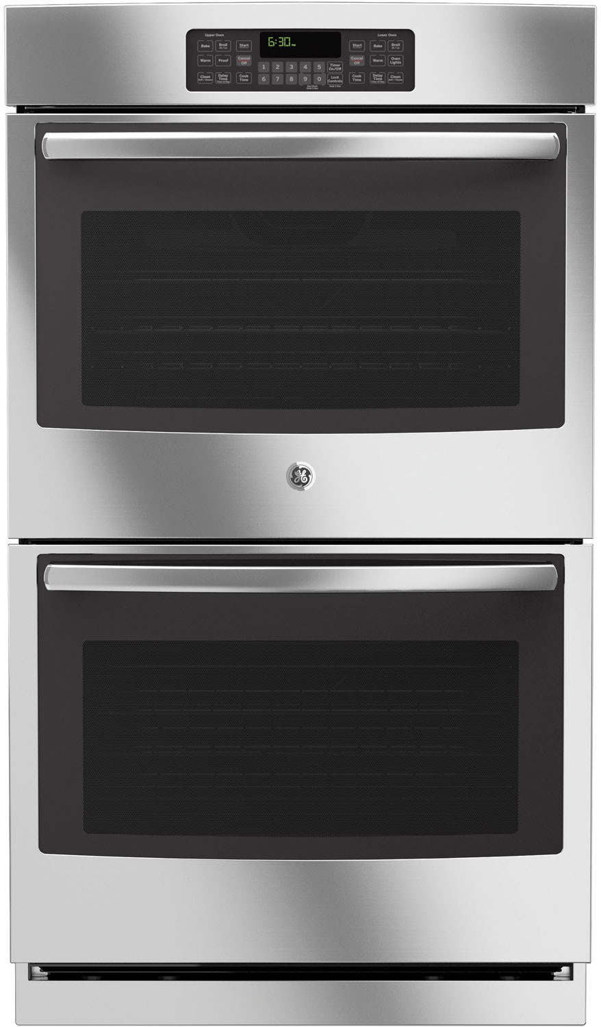 """GE 30"""" Stainless Built-In Double Wall Oven - JT3500SFSS"""