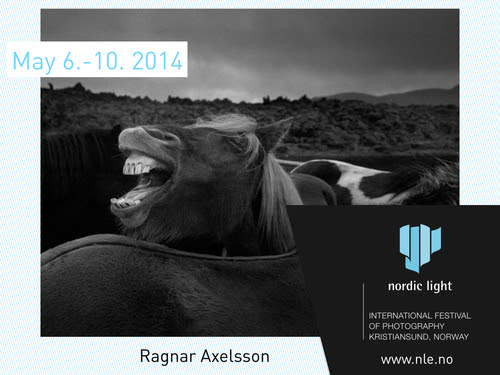 Ragnar Axelsson Nordic Light 2014 Welcome!
