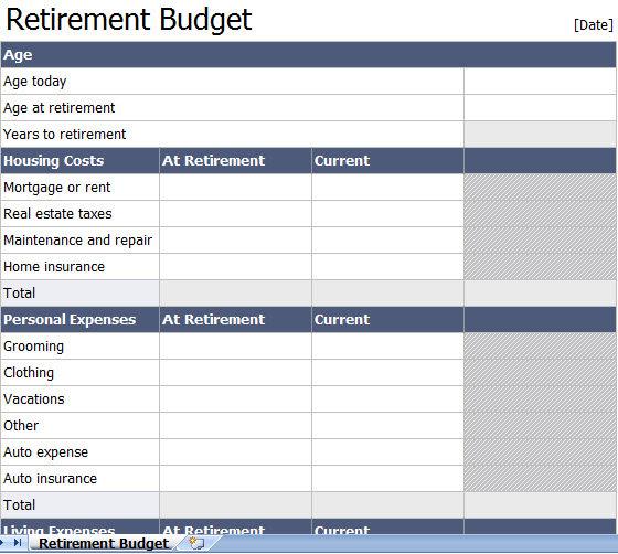 Retirement Planning Excel Template from lh3.googleusercontent.com