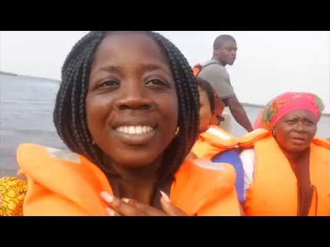 YASMIN TELLS  YOUTUBE: 2 DAYS AT BONTHE ISLAND & MANIA, SIERRA LEONE