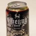 Cherny bock can by bohemian brewery