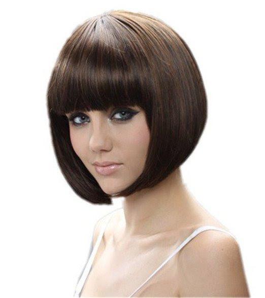 Resultado de imagen para bob brown wig