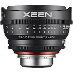 Xeen Wide-Angle Lens for Micro Four Thirds - 14mm - T/3.1