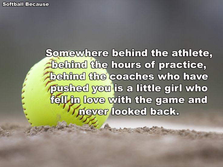 50 Softball Quotes That Can Enhance Your Game