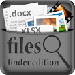 Files-Finder Edition: A Perfect iPad File Manager for Your Business | (example: Themes Hive)