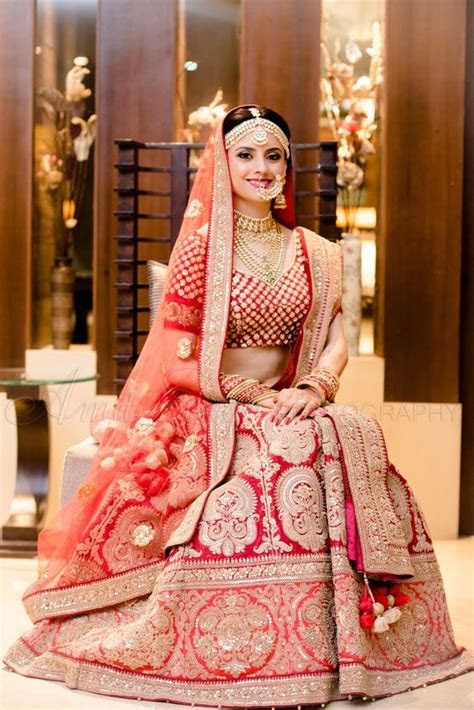 Bridal lehenga, Indian weddings and Best sites on Pinterest