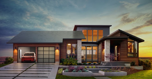 Tesla will begin taking solar tile orders next month