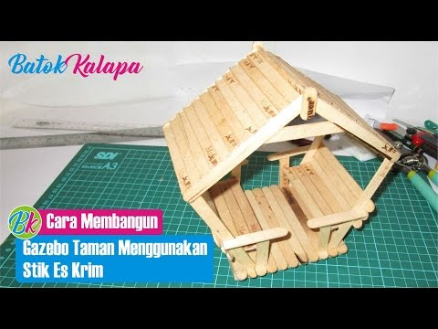 77 Gambar Miniatur Kursi Dari Stik Es Krim HD