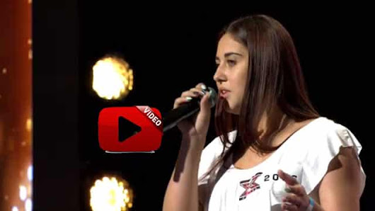 (VIDEO) Karina Karamyan 4 Massive YES At X-FACTOR Hungary 24-09-2016.