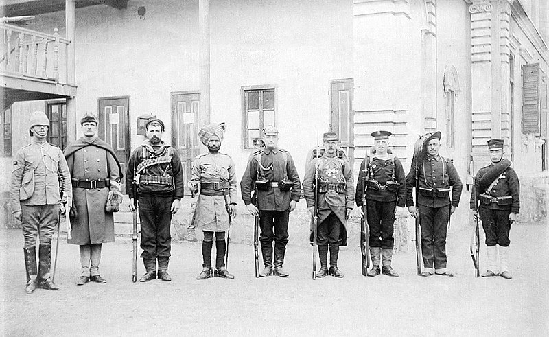 File:Troops of the Eight nations alliance 1900.jpg