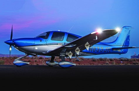 Cirrus Aircraft | Cirrus Aircraft Launches G6: The Smartest, Safest, Most Advanced Cirrus Ever