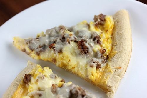Casey S Breakfast Pizza Fast Recipe