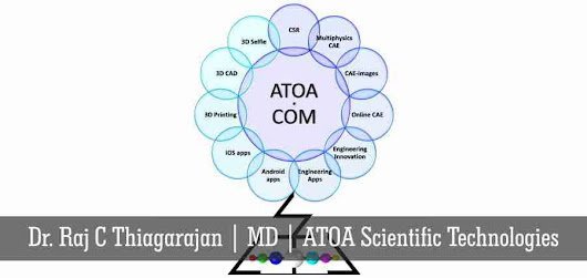 ATOA Scientific Technologies: The One Stop for Engineering Simulation Solutions