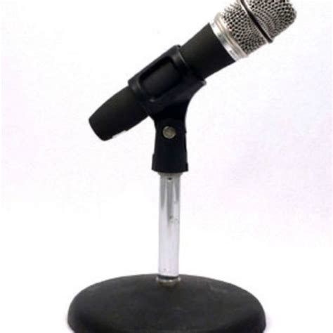 Tabletop Microphone Stand   Kosins