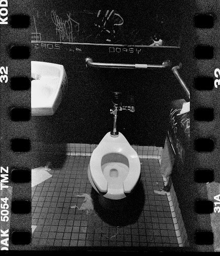 toilet by -{ thus }-, on Flickr