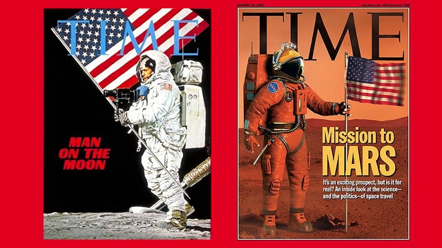 Click here to read A history of space exploration as seen through TIME Magazine covers