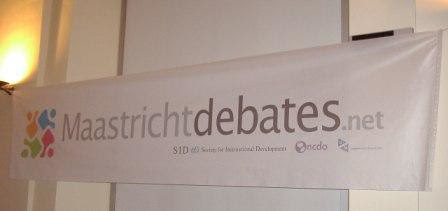 Maastricht Debates banner by Europe-open.