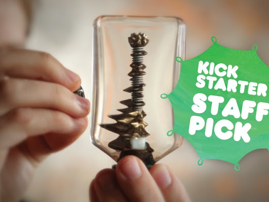 Ferrofluid: A Symbol of the Future by Kyle Haines — Kickstarter