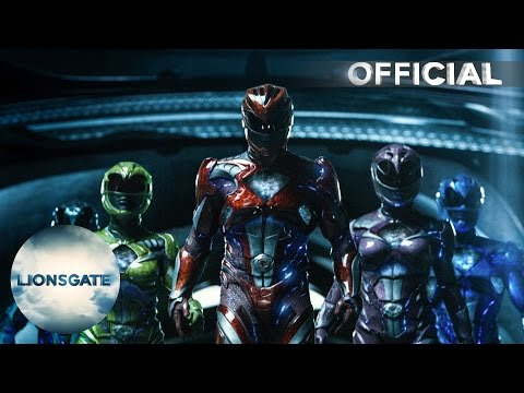 Power Rangers (2017) Movie Trailer