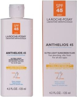 La Roche-Posay Anthelios 45 Ultra Light Sunscreen Fluid with SPF 45
