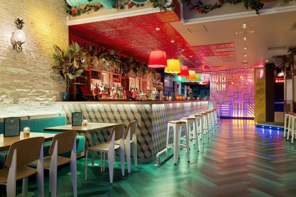 Barrio East (Shoreditch) - Dtwo Design