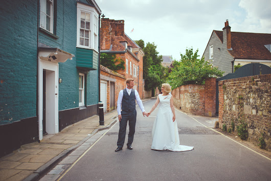 {REAL WEDDING}VICTORIA+ADAM-WINCHESTER GUILDHALL