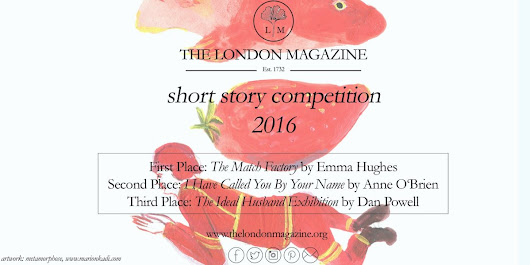 The Ideal Husband Exhibition wins 3rd Prize in London Magazine Short Story Competition
