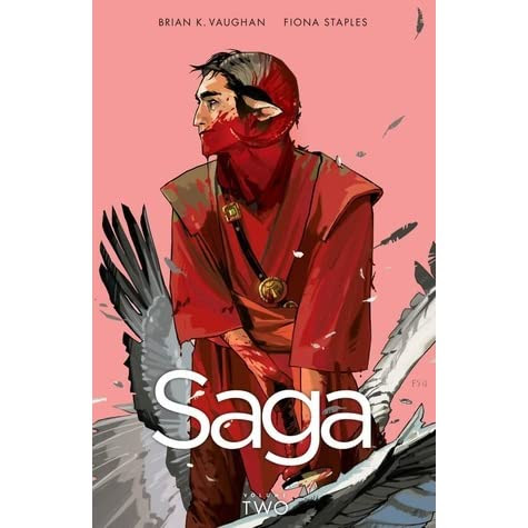 Saga, Volume 2 by Brian K. Vaughan — Reviews, Discussion, Bookclubs, Lists