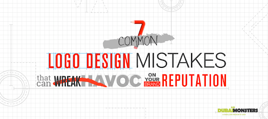 7 Common Logo Design Mistakes That Will Wreck Havoc on Your Brand Reputation