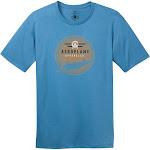 Spitfire Design Men's T-Shirt Small / Clean Denim