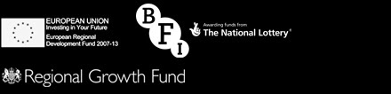 European Union Investing In Your Future, BFI, Awarding Funds From The National Lottery