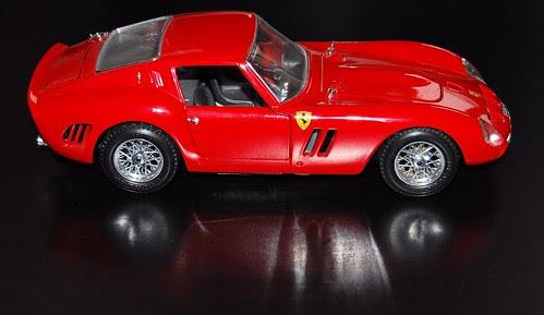 quintessential Ferrari model,