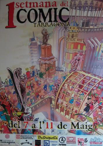 1a Setmana del Còmic de Tarragona