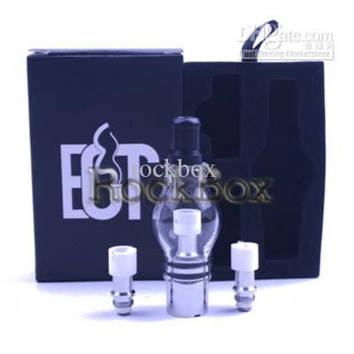 Best Ego Atomizer - Cheap Bulb Atomizer Electronic Cigarette Glass Tank Atomizer Wax Online with $4.12/Piece | DHgate
