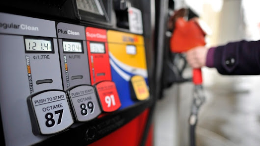 Drivers fill up your tanks: The price of gas is expected to jump 6 cents/litre on Tuesday