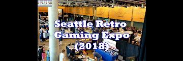 Retro Gaming Expo Seattle