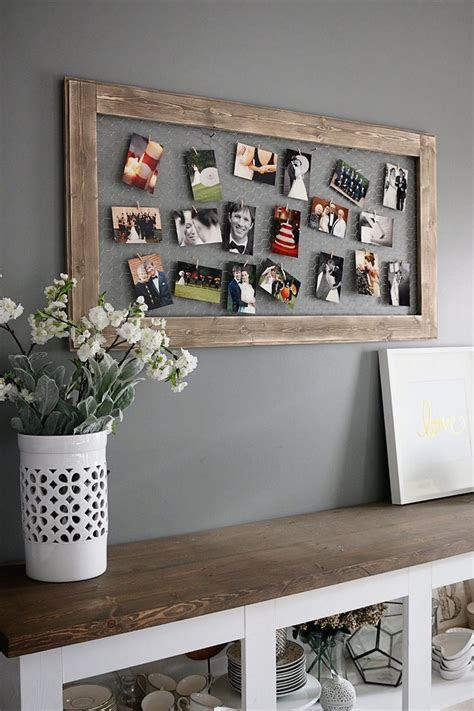 chicken wire photo frame photo frame home decor