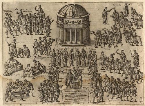 pagan ritual imagined for ancient roman circus