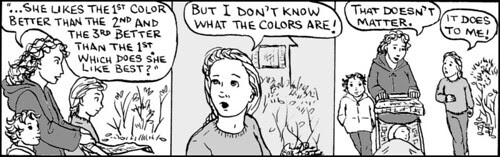 Home Spun comic strip #281