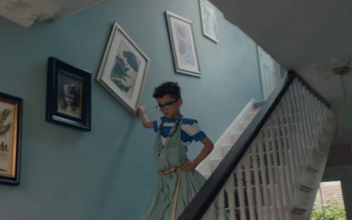 John Lewis forced to defend 'boy in a dress' advert