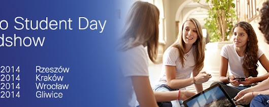 Cisco Student Day Roadshow 2014