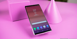 Galaxy Note 9 bags best display crown, breaks record for brightness