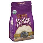 Lundberg Farms Organic Rice, White Jasmine - 32 oz bag