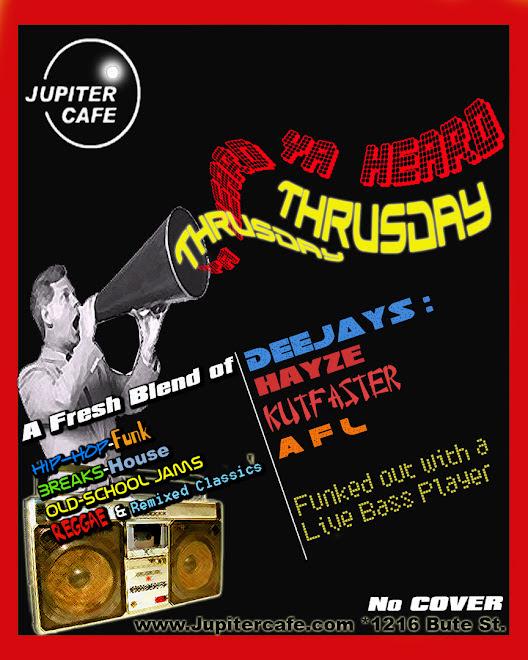 Jupiter Lounge Thursday