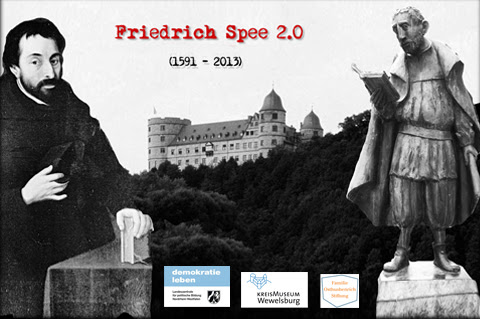 "Witch Hunts in the Mirror of History: Workshop Première ""Friedrich Spee 2.0″, Wewelsburg Castle (Germany) 
