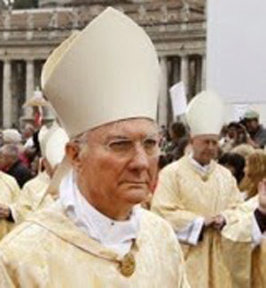 Archbishop Marini