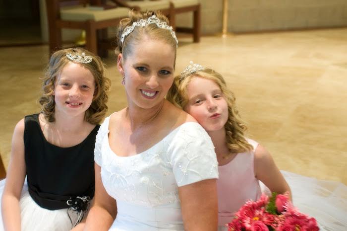 Jake's 3 beautiful girls