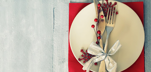How to Decorate Your Table for Christmas Dinner - Wren Kitchens Blog
